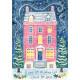 Hannah Dunnett Single Comfort & Joy Christmas Card A5