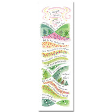 Hannah Dunnett Bookmark Garment Of Praise
