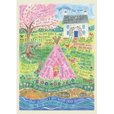 Hannah Dunnett Notebook - He Will Rejoice