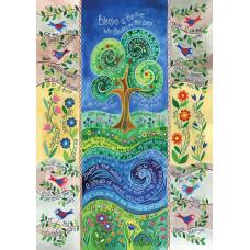 Hannah Dunnett A3 Poster Living Water