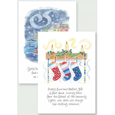 HD Christmas Cards Peace Earth/Father