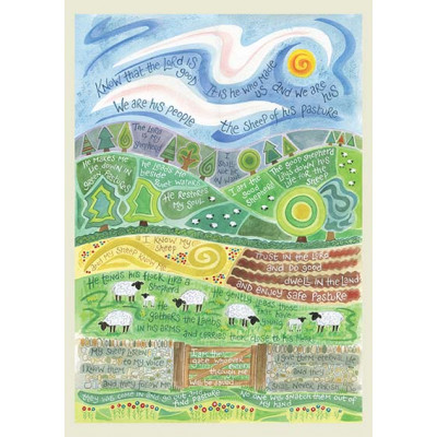 Hannah Dunnett Notebook The Good Shepherd