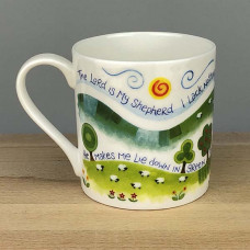 Hannah Dunnett Mug The Lord Is My Shepherd