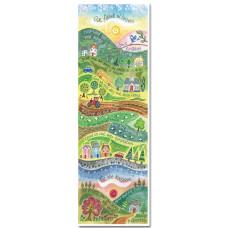 Hannah Dunnett The Lord's Prayer Bookmark