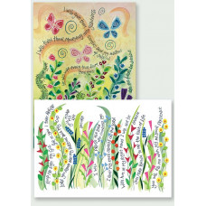Hannah Dunnett Notecards I Will Sing And Fill Me With Joy