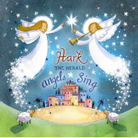 Hark The Herald Christmas Cards 5 Pack