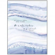 He Refreshes My Soul Prayer Journal