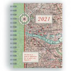 2021 Planner He Leads Me In Paths Of Righteousness