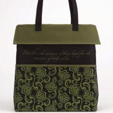 Heavy Canvas Faith Tote Bag