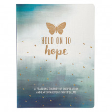 Hold On To Hope Devotional Journal