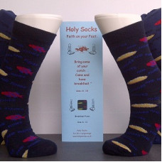 Holy Socks - Loaves and Fishes