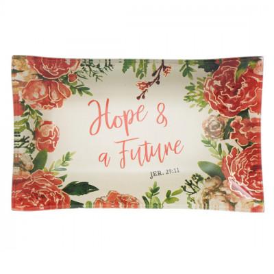 Hope And A Future Trinket Dish