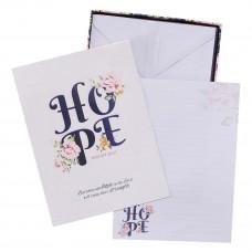 Hope Boxed Writing Set