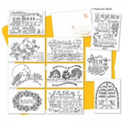 Images of Joy Postcards