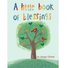 A Little Book Of Blessings Mini Book