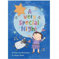 A Very Special Night Christmas Mini Book