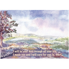 Jenny Cooper Card I Will Be Your God