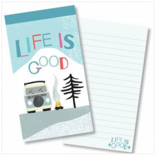 Life Is Good Jotter