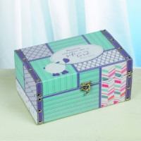 Keepsake Box Mint Green