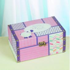 Keepsake Box Pink