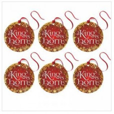 A King Is Born Gift Tags