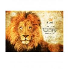 King Of Kings Canvas Artboard
