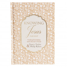 Knowing Jesus Gift Book