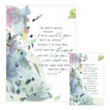 "Bible Companion Journal - Don't Worry (6"" x 8"")"
