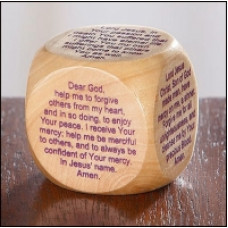 Lent Prayer Cube