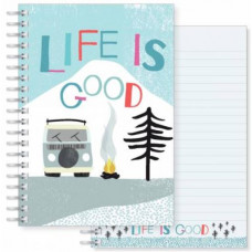 Life Is Good Notebook