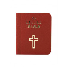 My Little Bible Red