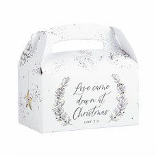 Love Came Down At Christmas Gift Box