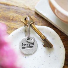 Love You Mum/Mummy Keyring
