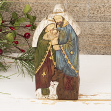 Mary And Joseph Nativity Ornament