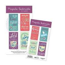 Magnetic Bookmarks - May The Lord Bless
