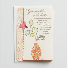 A Mother Of The Heart Mother's Day Card