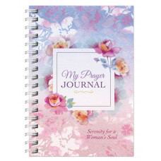 My Prayer Journal Serenity