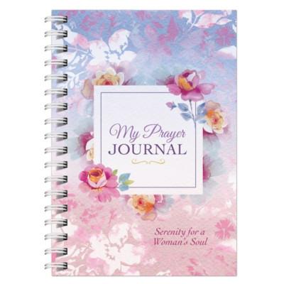 My Prayer Journal Serenity