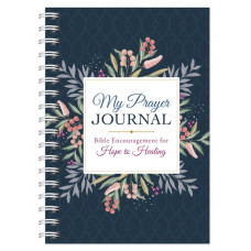 My Prayer Journal: Bible Encouragement