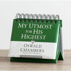 My Utmost For His Highest Oswald Chambers Perpetual Calendar