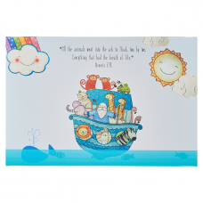 Noah's Ark Nursery Canvas Artboard