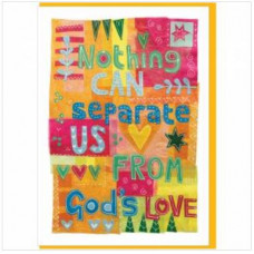Nothing Can Separate Us Notebook