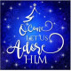 Christmas Cards 10 Pack Adore Him Small