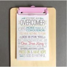 You're An Overcomer Card A6