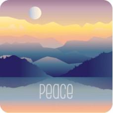 Peace Mountains Coaster