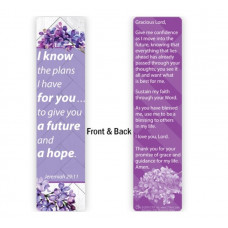 I Know The Plans Pen & Bookmark Set