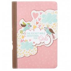 Pocket Bible Devotional for Girls