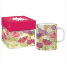 Poppies Mug Boxed