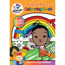 Little Worship Company Praise Party Colouring Book