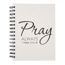 Pray Always Notebook